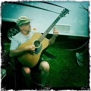 Ron&Guitar @Coffs
