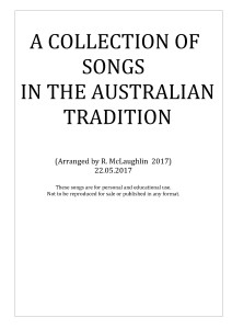 a-collection-of-songs_front-page